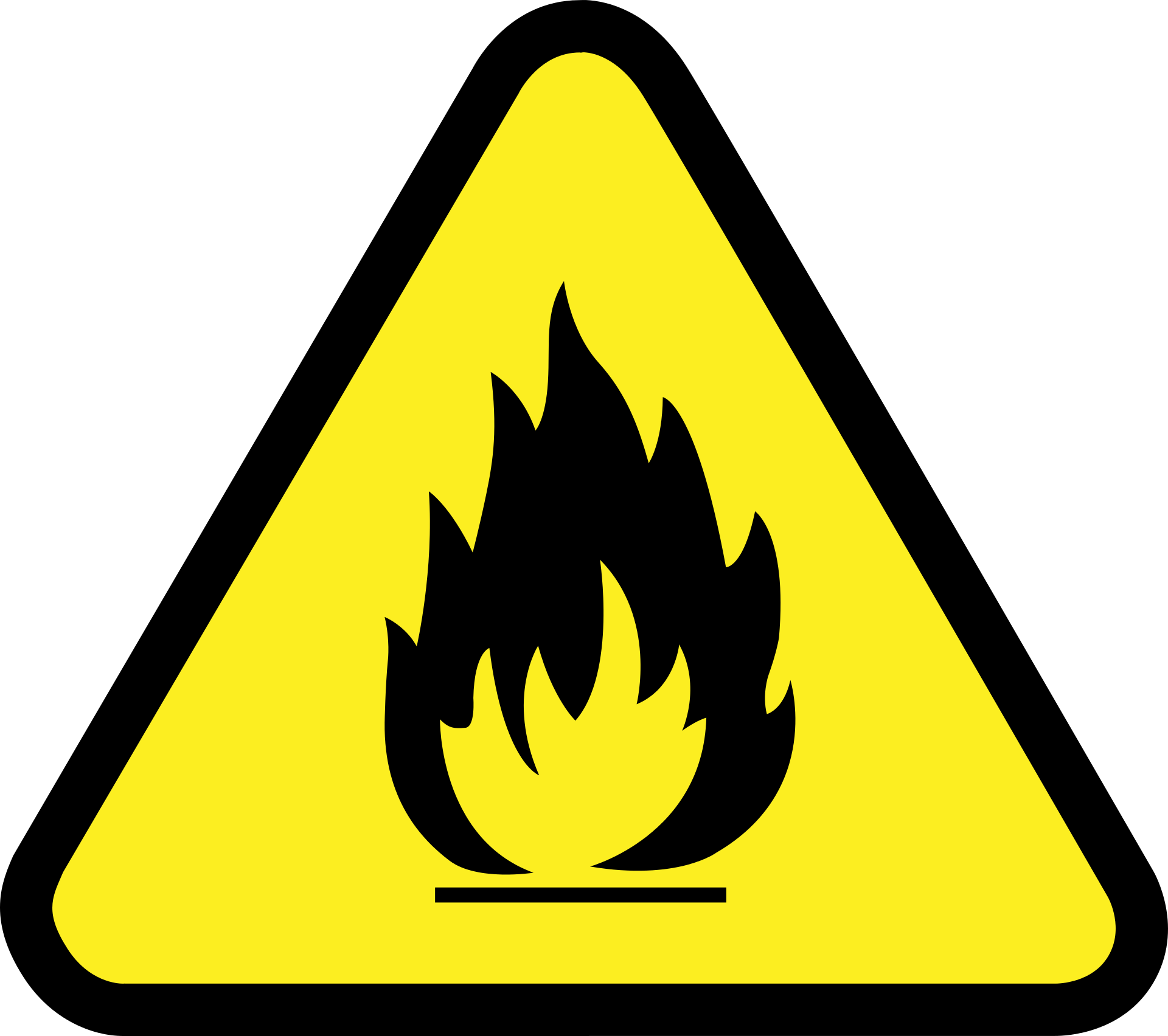 caution-1491550 Fire detection