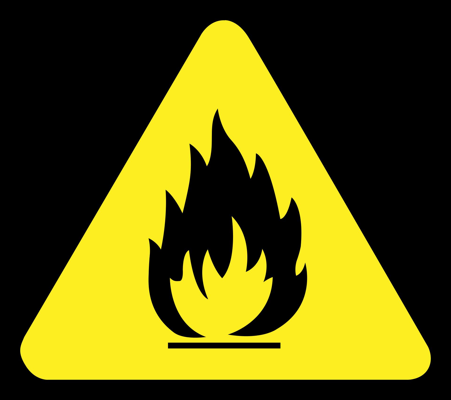 caution-1491550 Fire detection